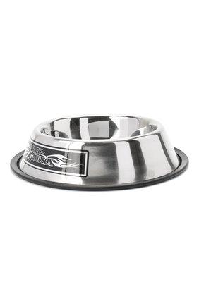 Мужского миска для животных HARLEY-DAVIDSON серебряного цвета, арт. H8532 SSL32 | Фото 2