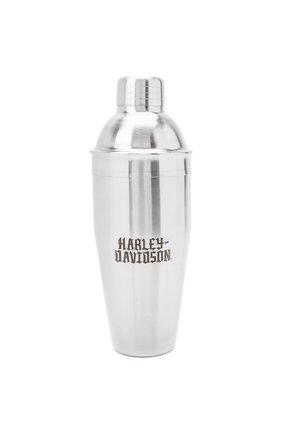 Мужского шейкер для коктейлей HARLEY-DAVIDSON серебряного цвета, арт. 96800-16V | Фото 1
