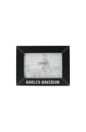 Мужского фоторамка HARLEY-DAVIDSON черного цвета, арт. 96823-16V | Фото 1