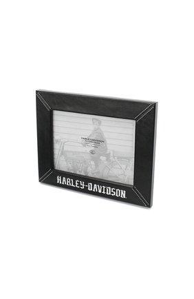 Мужского фоторамка HARLEY-DAVIDSON черного цвета, арт. 96823-16V | Фото 2