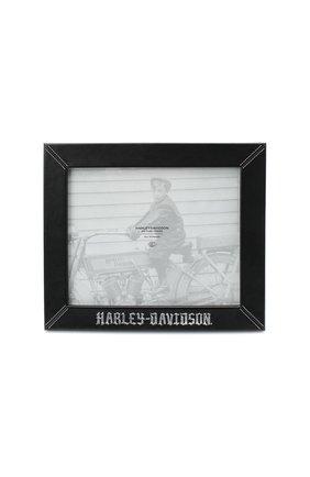 Мужского фоторамка HARLEY-DAVIDSON черного цвета, арт. 96824-16V | Фото 1