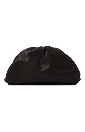 Женский клатч pouch 20 BOTTEGA VENETA темно-коричневого цвета, арт. 585852/VCP40 | Фото 1