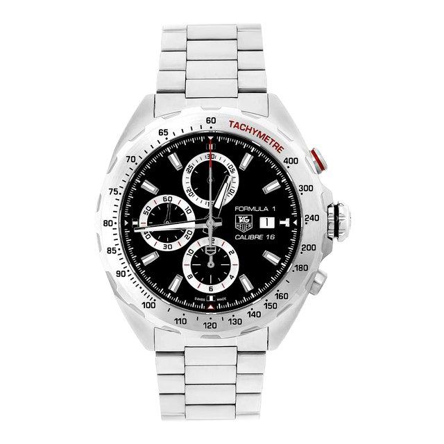 Часы Calibre 16 TAG Heuer.