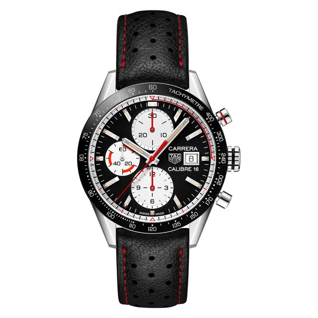 Часы Carrera TAG Heuer.