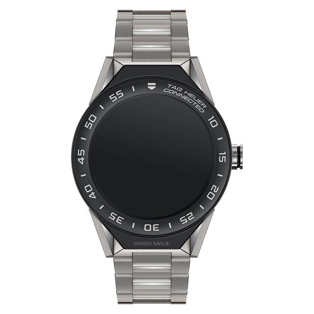Часы Modular TAG Heuer.