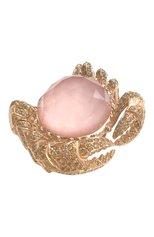 Женские кольцо STEPHEN WEBSTER бесцветного цвета, арт. 3019919 | Фото 1