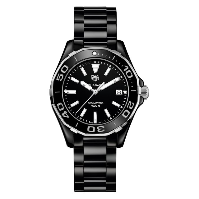 Часы Aquaracer TAG Heuer.