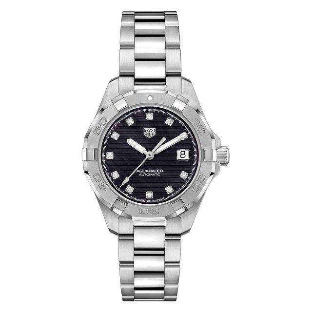 Часы Aquaracer Calibre 9 TAG Heuer.