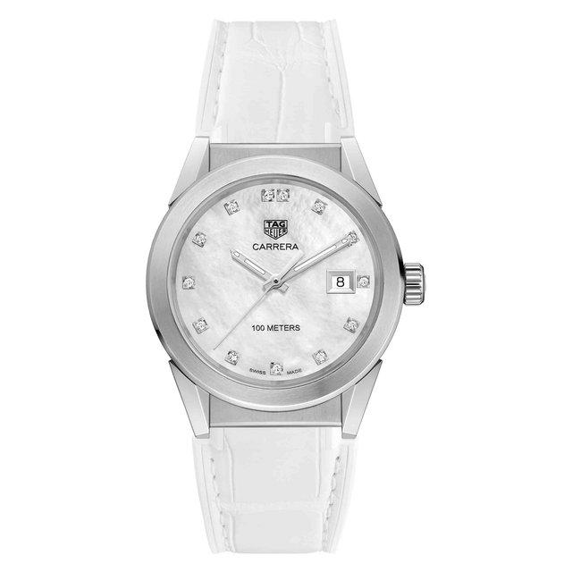Часы Carrera Quartz TAG Heuer.