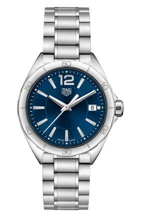 Женские часы formula 1 TAG HEUER синего цвета, арт. WBJ1312.BA0666 | Фото 1