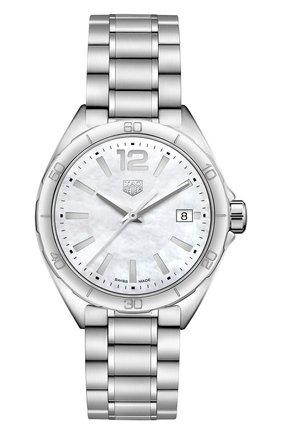 Женские часы formula 1 TAG HEUER перламутрового цвета, арт. WBJ1318.BA0666 | Фото 1