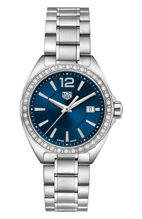 Женские часы formula 1 TAG HEUER синего цвета, арт. WBJ1416.BA0664 | Фото 1