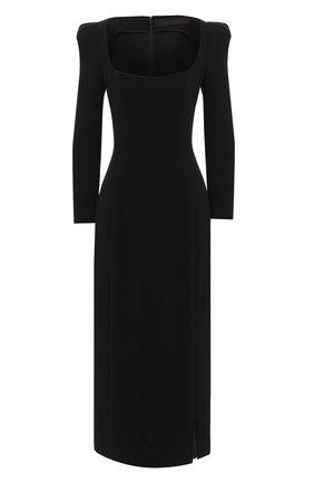 Женское платье ULYANA SERGEENKO черного цвета, арт. ABM002SS20P (0557т20) | Фото 1