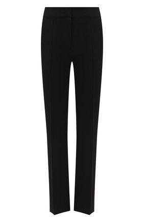 Женские брюки из вискозы DOROTHEE SCHUMACHER черного цвета, арт. 848013/EM0TI0NAL ESSENCE | Фото 1