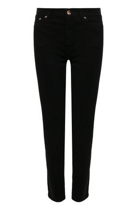 Женские джинсы GIORGIO ARMANI черного цвета, арт. 8NAJ20/AD00Z | Фото 1