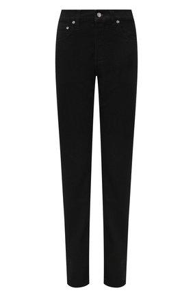 Женские джинсы HELMUT LANG черного цвета, арт. I07DW209 | Фото 1