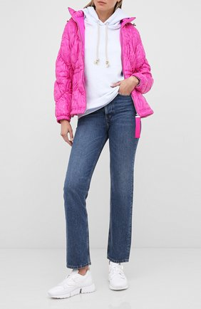 Женский куртка EMPORIO ARMANI фуксия цвета, арт. 6H2B94/2NNDZ | Фото 2