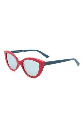 Детские солнцезащитные очки VOGUE красного цвета, арт. 2003-27756J | Фото 1