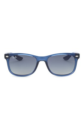 Детские солнцезащитные очки RAY-BAN синего цвета, арт. 9052S-70624L | Фото 2