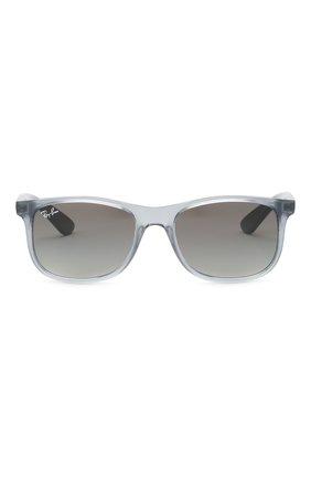 Детские солнцезащитные очки RAY-BAN серого цвета, арт. 9062S-705011 | Фото 2