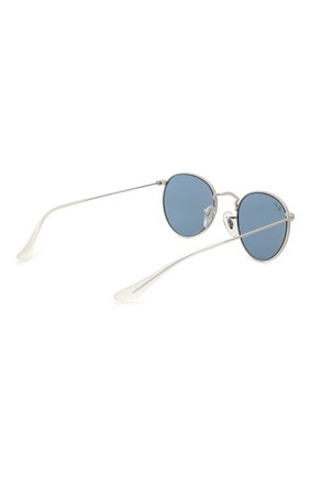Детские солнцезащитные очки RAY-BAN синего цвета, арт. 9547S-280/80 | Фото 3