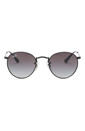 Детские солнцезащитные очки RAY-BAN черного цвета, арт. 9547S-201/8G | Фото 2