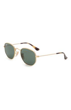 Детские солнцезащитные очки RAY-BAN золотого цвета, арт. 9541SN-223/71 | Фото 1
