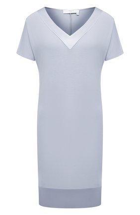 Женская сорочка FRETTE серого цвета, арт. 20100113 00F 00619 | Фото 1