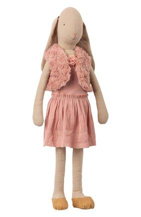 Детского игрушка заяц балерина 5 MAILEG бежевого цвета, арт. 16-9504-00   Фото 1