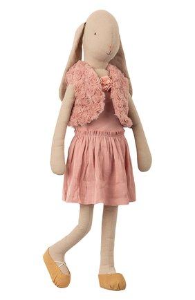 Детского игрушка заяц балерина 5 MAILEG бежевого цвета, арт. 16-9504-00   Фото 2