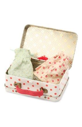 Детского игрушечный чемодан с одеждой MAILEG разноцветного цвета, арт. 16-7789-00 | Фото 1