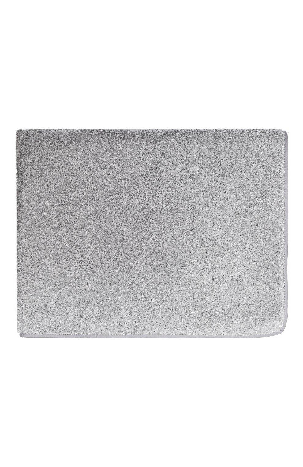 Мужского хлопковое полотенце FRETTE серого цвета, арт. FR2933 D0300 100B   Фото 1