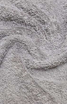 Мужского хлопковое полотенце FRETTE серого цвета, арт. FR2933 D0300 100B   Фото 2
