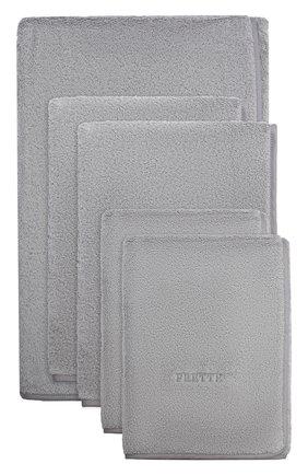 Мужского комплект из 5-ти полотенец FRETTE серого цвета, арт. FR2933 D1100 5PZD | Фото 1