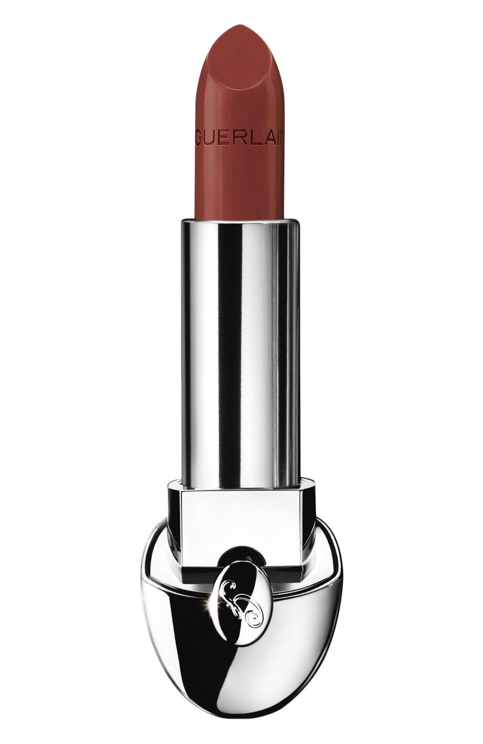 Женская губная помада rouge g de guerlain (сменный блок), № 12 GUERLAIN бесцветного цвета, арт. G043185 | Фото 1