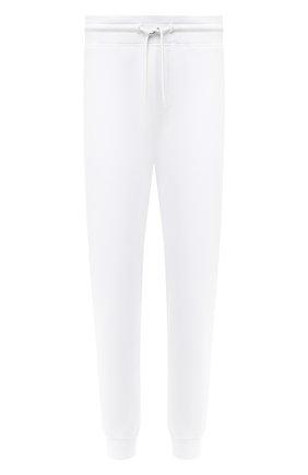 Мужской хлопковые джоггеры EMPORIO ARMANI белого цвета, арт. 8N1P91/1J04Z | Фото 1