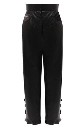 Женские брюки ULYANA SERGEENKO черного цвета, арт. PNT001SS20P (0825т20) | Фото 1