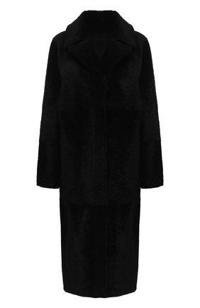 Женская дубленка DROME черного цвета, арт. DPD5201FP/D304P | Фото 1