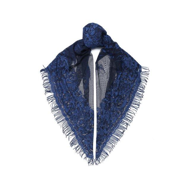 Хлопковая шаль Valentino Garavani Valentino
