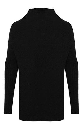 Мужской кашемировый свитер RICK OWENS черного цвета, арт. RU20F3682/WSBR | Фото 1