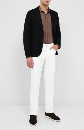 Мужской шерстяной пиджак ELEVENTY черного цвета, арт. B70GIAA01 JAC24018 | Фото 2