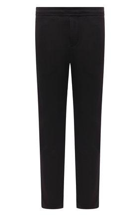 Мужской брюки VALENTINO черного цвета, арт. UV3MD02M6KP | Фото 1