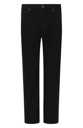 Мужские джинсы VALENTINO черного цвета, арт. UV3DE05Y6H8 | Фото 1