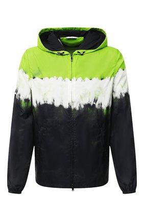 Мужская куртка VALENTINO зеленого цвета, арт. UV3CI3556DT | Фото 1