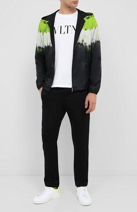 Мужская куртка VALENTINO зеленого цвета, арт. UV3CI3556DT | Фото 2
