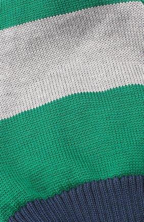 Детского шерстяная шапка CATYA разноцветного цвета, арт. 024728 | Фото 3