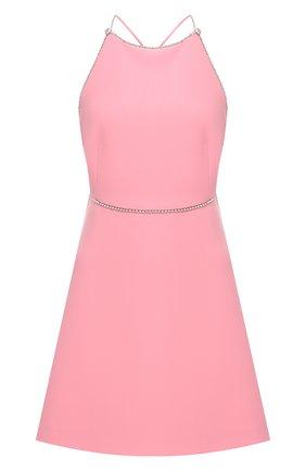 Женское платье MIU MIU розового цвета, арт. MF3528-1LW6-F0028 | Фото 1