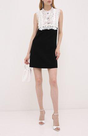 Женское платье MIU MIU черного цвета, арт. MF3571-1VJT-F0002   Фото 2