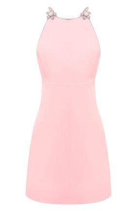 Женское платье MIU MIU розового цвета, арт. MF3846-1V18-F0442 | Фото 1