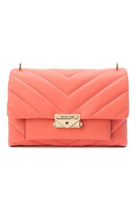 Женская сумка cece medium MICHAEL MICHAEL KORS кораллового цвета, арт. 30T9G0EL8L   Фото 1